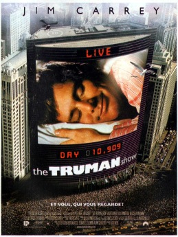 THE TRUMAN SHOW - French Poster